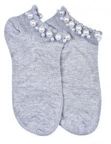 Lecharme Dámské ponožky P-151 Gris