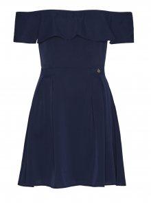 Šaty Fracomina | Modrá | Dámské | L