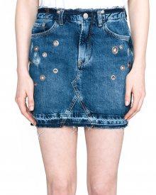Revive Sukně Pepe Jeans | Modrá | Dámské | XS