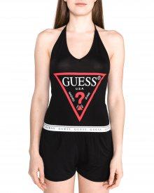 Pyžamo Guess | Černá | Dámské | XS