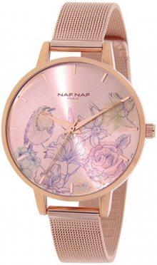 NAF NAF Náramkové hodinky NAF NAF N10754-013