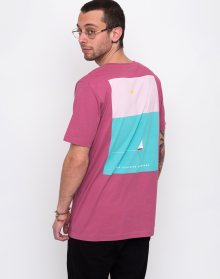 Makia Vista T-shirt Mauve M
