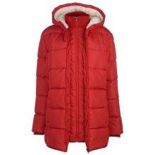 Dámská prodloužená zimní bunda Lee Cooper
