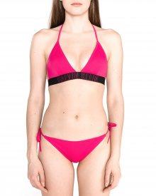 Vrchní díl plavek Calvin Klein | Růžová | Dámské | L