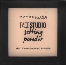 Maybelline Pudr pro matný vzhled pleti Face Studio (Setting Powder) 9 g 03 Porcelain