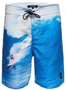 ONLY&SONS Pánské kraťasy Press Board Swimshorts Nt 2472 Dress Blues S