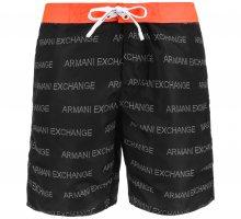 Plavky Armani Exchange | Černá | Pánské | L