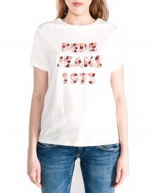 Marnie Triko Pepe Jeans | Bílá | Dámské | XS