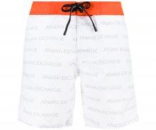 Plavky Armani Exchange   Bílá   Pánské   L