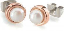 Boccia Titanium Titanové náušnice s perlou 0594-03