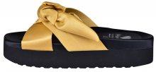 Marila Dámské pantofle 3004/LIN-8 Raso Honey 37