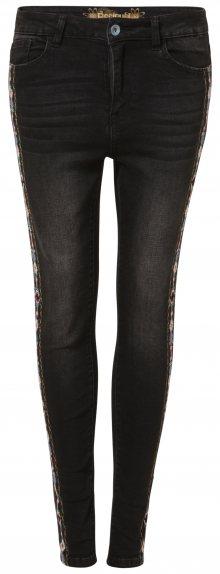 Olimpia Jeans Desigual | Černá | Dámské | 25