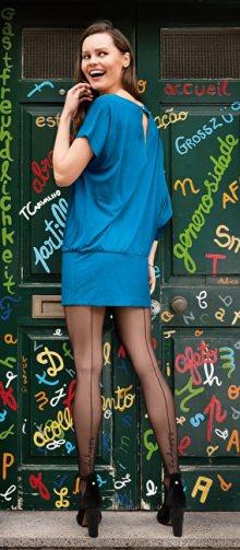 Gatta Dámské punčochové kalhoty Trish 25 Nero 3