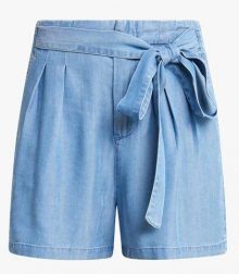 Vero Moda Dámské kraťasy Mia HR Loose Summer Long Shorts Light Blue Denim XS