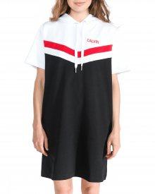 Šaty Calvin Klein | Černá Bílá | Dámské | L