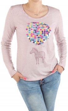 Dámské bavlněné tričko Urban Surface