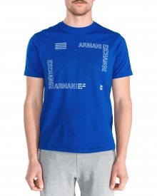 Triko Armani Exchange | Modrá | Pánské | L