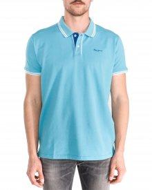 Mitch Polo triko Pepe Jeans | Modrá | Pánské | L