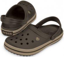 Crocs Pantofle Crocband Espresso/Khaki 11016-22Y 42-43