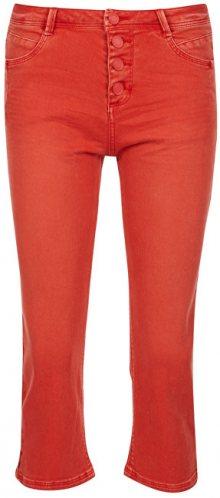 s.Oliver Dámské kalhoty 14.904.72.2333.26Z4 Brick Red Denim Stretch 36