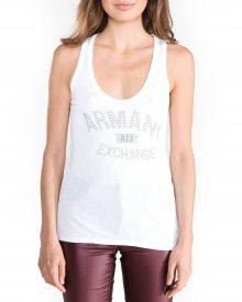 Tílko Armani Exchange | Bílá | Dámské | L
