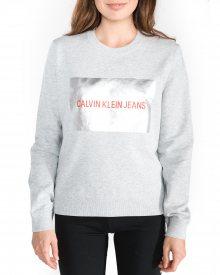 Mikina Calvin Klein | Šedá | Dámské | L