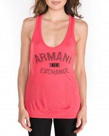 Tílko Armani Exchange | Červená | Dámské | L