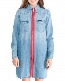 Šaty Calvin Klein | Modrá | Dámské | L