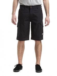 Meatfly Pánské kraťasy Icon 19 Shorts A-Black 32