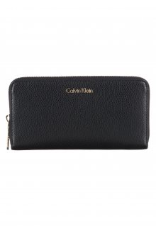 Neat Large Peněženka Calvin Klein   Černá   Dámské   UNI