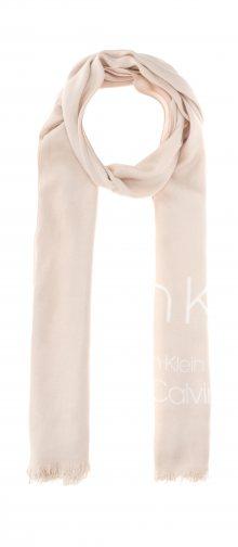 Industrial Šátek Calvin Klein | Béžová | Dámské | UNI