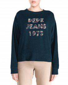 Vickies Mikina Pepe Jeans | Modrá | Dámské | XS