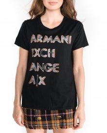 Triko Armani Exchange   Černá   Dámské   L