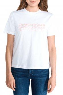 Triko Calvin Klein | Bílá | Dámské | L