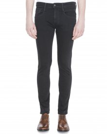 Anbass Jeans Replay | Černá | Pánské | 30/32