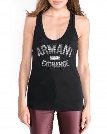 Tílko Armani Exchange | Černá | Dámské | L