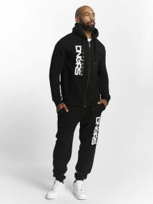 Teplákovka Suits černá S
