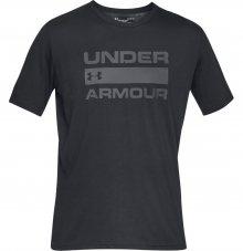 Team Issue Wordmark Triko Under Armour | Černá | Pánské | M