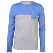 Pánské volnočasové tričko s dlouhým rukávem Lee Cooper