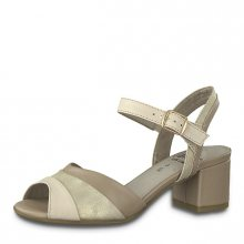 Jana Dámské sandále 8-8-28300-22-349 Taupe Comb 38