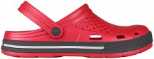 Coqui Pánské pantofle Lindo Red/Antracit 6403-100-0924 42