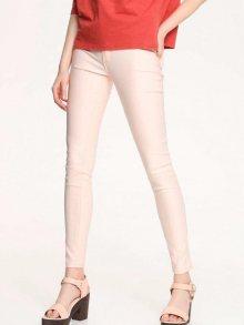 Kalhoty růžová 36