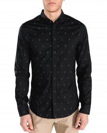 Košile Armani Exchange | Černá | Pánské | L