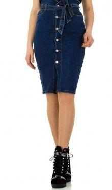 Dámská jeansová sukně Laulia