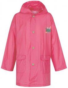LOAP Dětská pláštěnka Xaxo Paradise Pink RJK1901-J53J 7-8 let