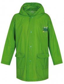 LOAP Dětská pláštěnka Xaxo Jasmine Green RJK1901-N96N 5-6 let