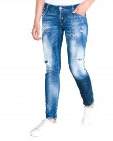 Jennifer Jeans DSQUARED2   Modrá   Dámské   IT-36