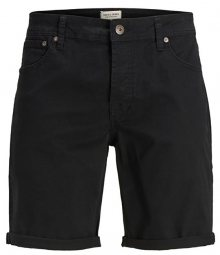 Jack&Jones Pánské kraťasy Irick Jjoriginal Shorts Wv 01 Black S