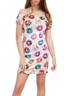 Culito from Spain barevné šaty Hipatia de Alejandria - Donuts - S