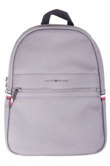 Tommy Hilfiger šedý unisex batoh Essential Backpack II Smoked Pearl
